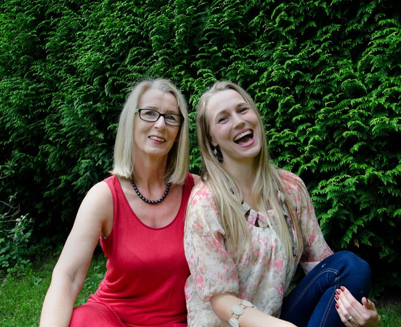 Team Naturheilpraxis für Frauengesundheit – Hiltraud & Viktoria Klöpperpieper Berlin