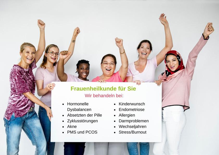 Frauenheilkunde Praxis in Berlin für hormonelle Dysbalancen